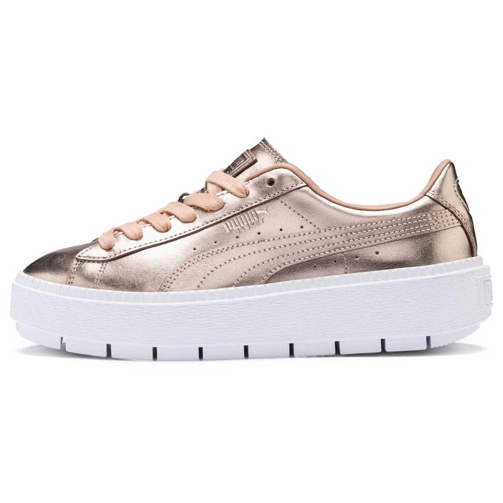 Puma select Basket Platform Trace Luxe