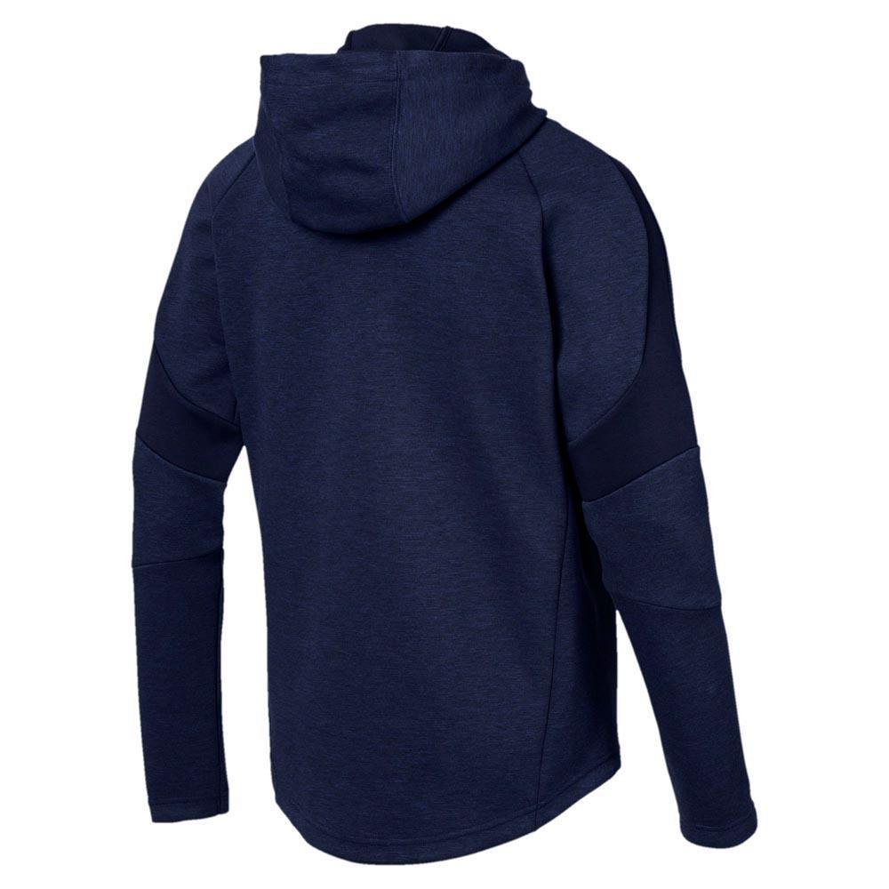 107c13173 Puma Evostripe Full Zip Hoody Azul comprar y ofertas en Dressinn