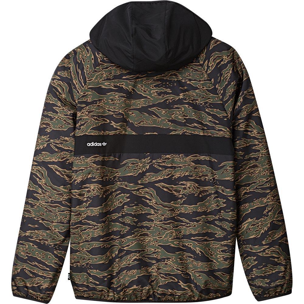 Vestes Adidas-originals Camo Bb Packable