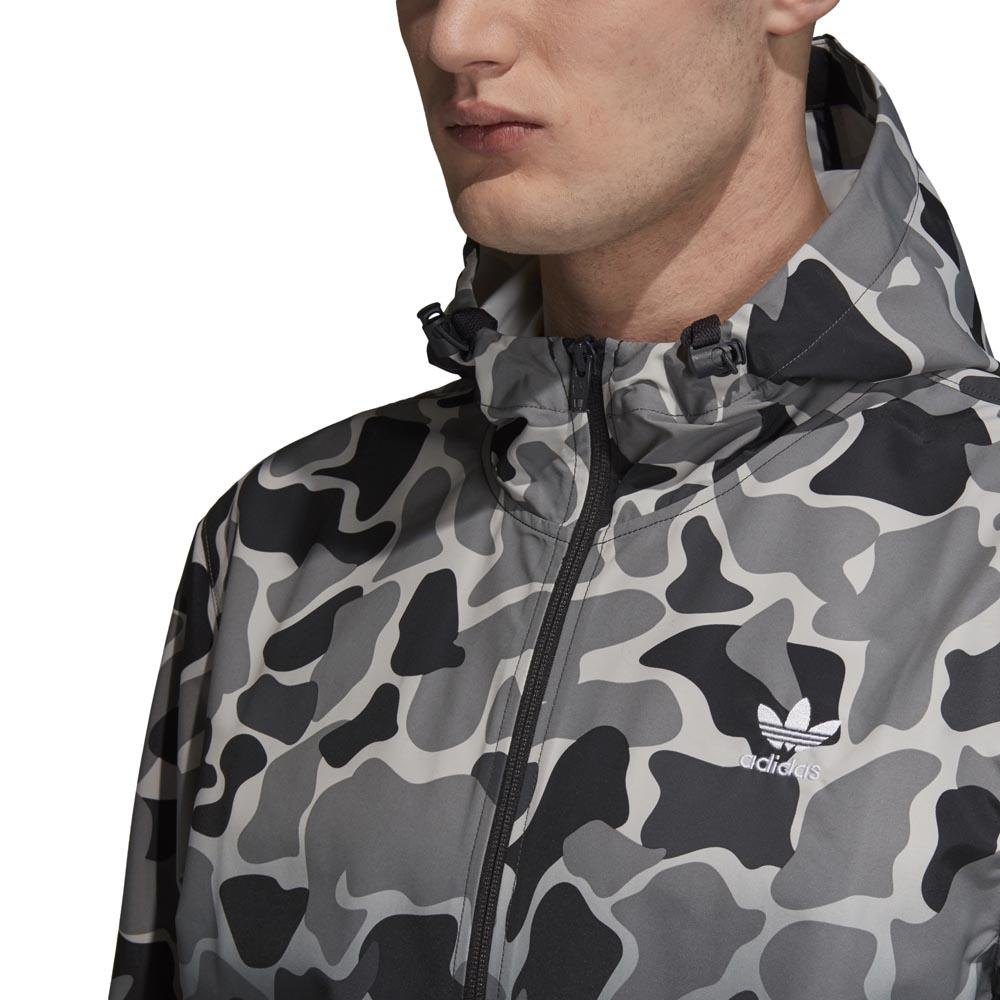 9f038b54bdbf8 adidas originals Camo Windbreaker Multicolor, Dressinn