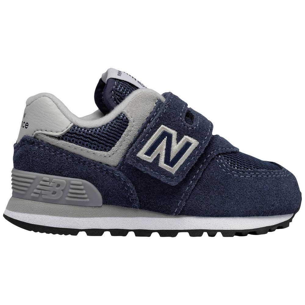 Rilevare Noce Steward  New balance 574 Infant Velcro Blue buy and offers on Dressinn