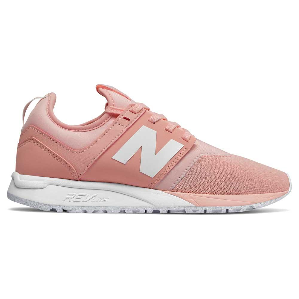 New balance 247 Trainers Pink buy and offers on Dressinn