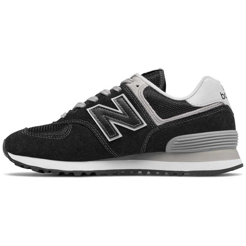 New balance 574 v2 Classic 黒, Dressinn