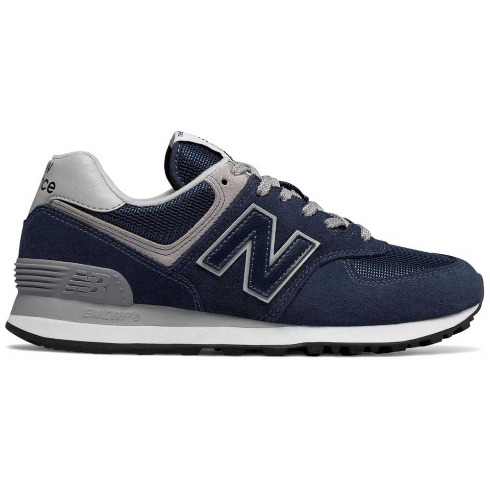 new balance 574 classic blue