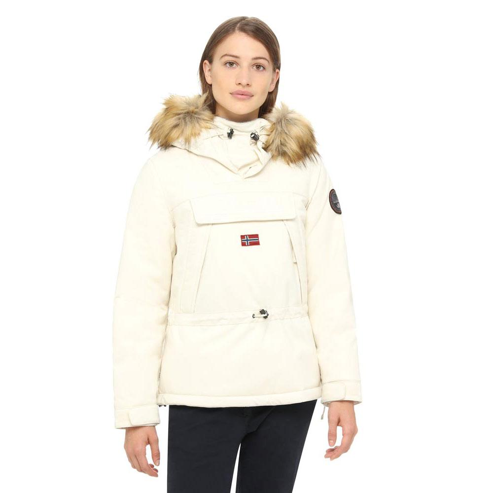 7f2759428b0 Napapijri Skidoo Wom EF 2 Blanco comprar y ofertas en Dressinn