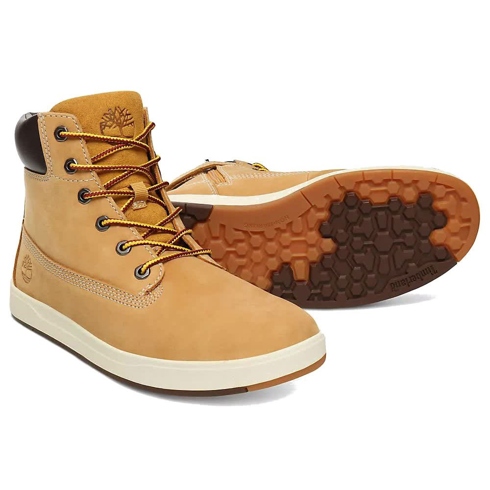 Timberland Davis Square 6 Inch Boot Junior