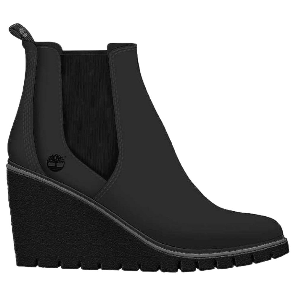 176d73e13dd8 Timberland Paris Height Chelsea Black buy and offers on Dressinn