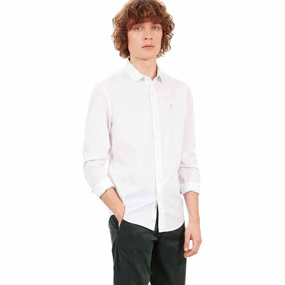 Timberland L/S Eastham River Stretch Poplin Fitted