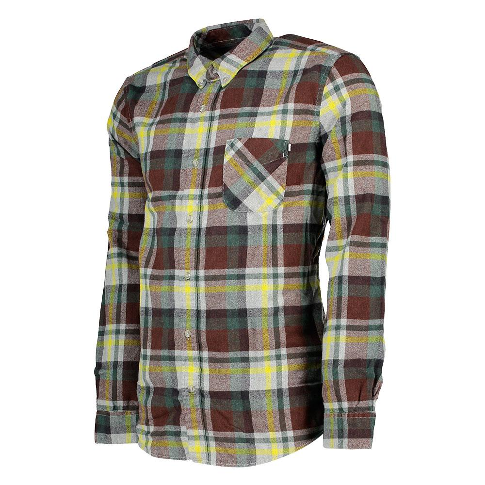 Timberland L/S Shephards River Wool Cotton Flannel