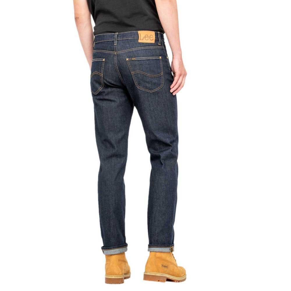 pants-lee-brooklyn-straight-l30, 58.45 GBP @ dressinn-uk
