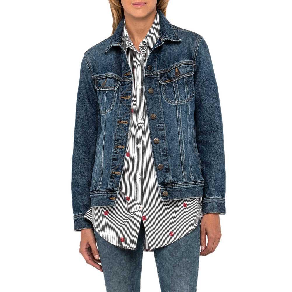 80b7b61b Lee Rider Jacket Μπλε, Dressinn