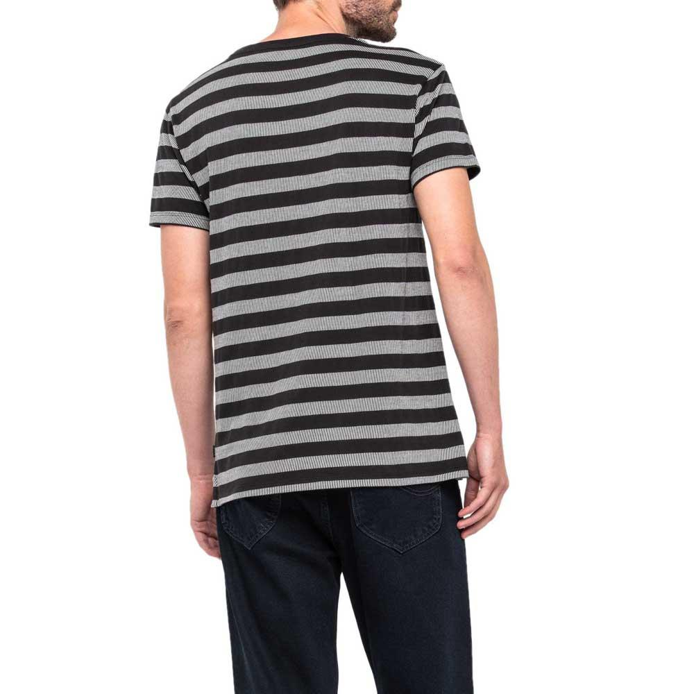 magliette-lee-textured-stripe-t