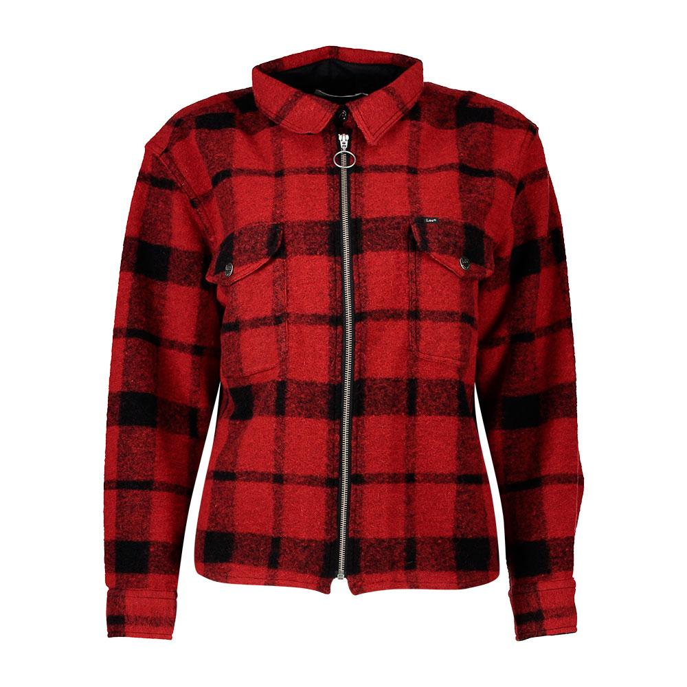 bluse-e-camicie-lee-zip-overshirt
