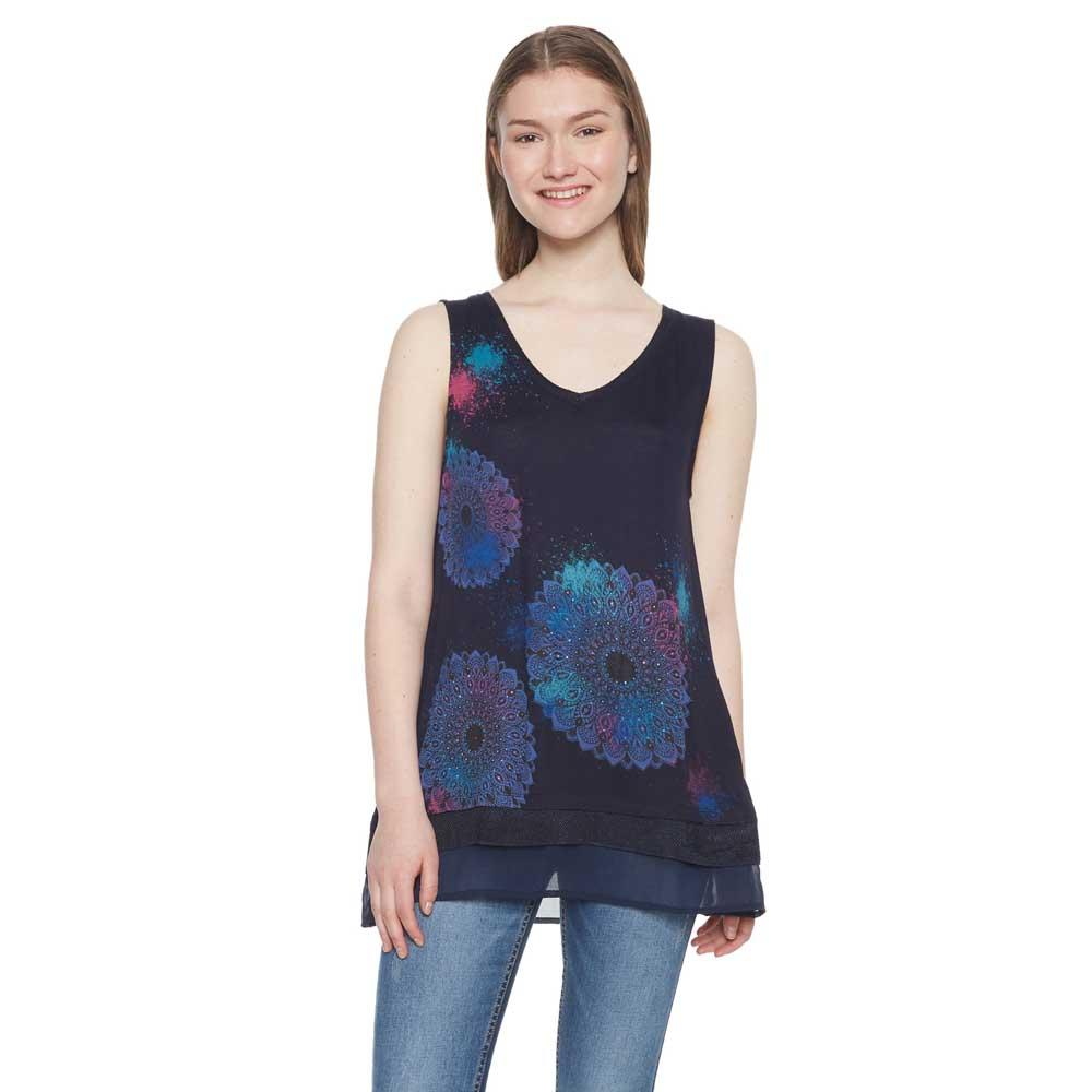 eb56f5860565 Desigual Palermo Blue buy and offers on Dressinn