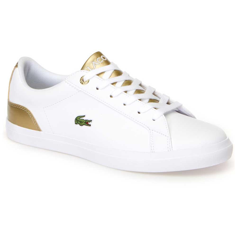 c01d9e126b6e Lacoste Lerond 318 3 White buy and offers on Dressinn