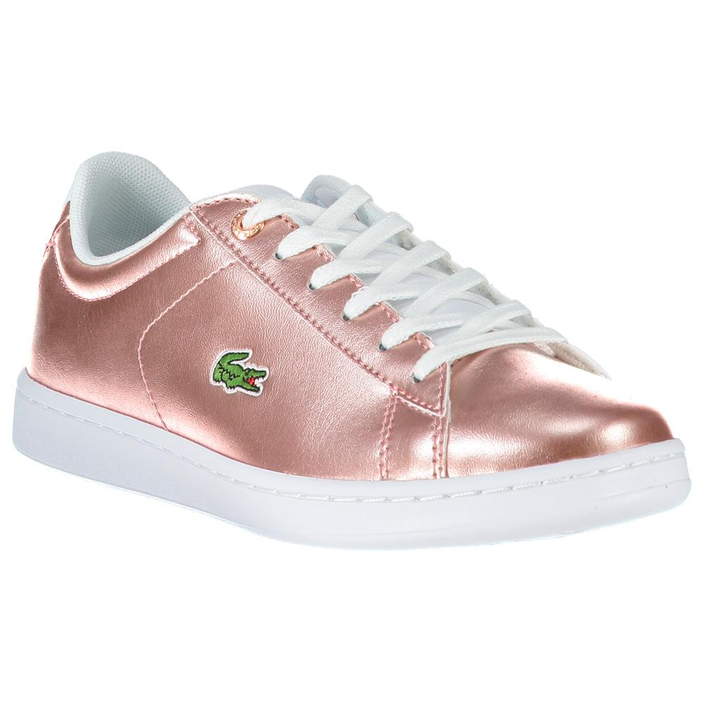 7b5515ac12f5 Lacoste Carnaby Evo 318 2 Pink buy and offers on Dressinn