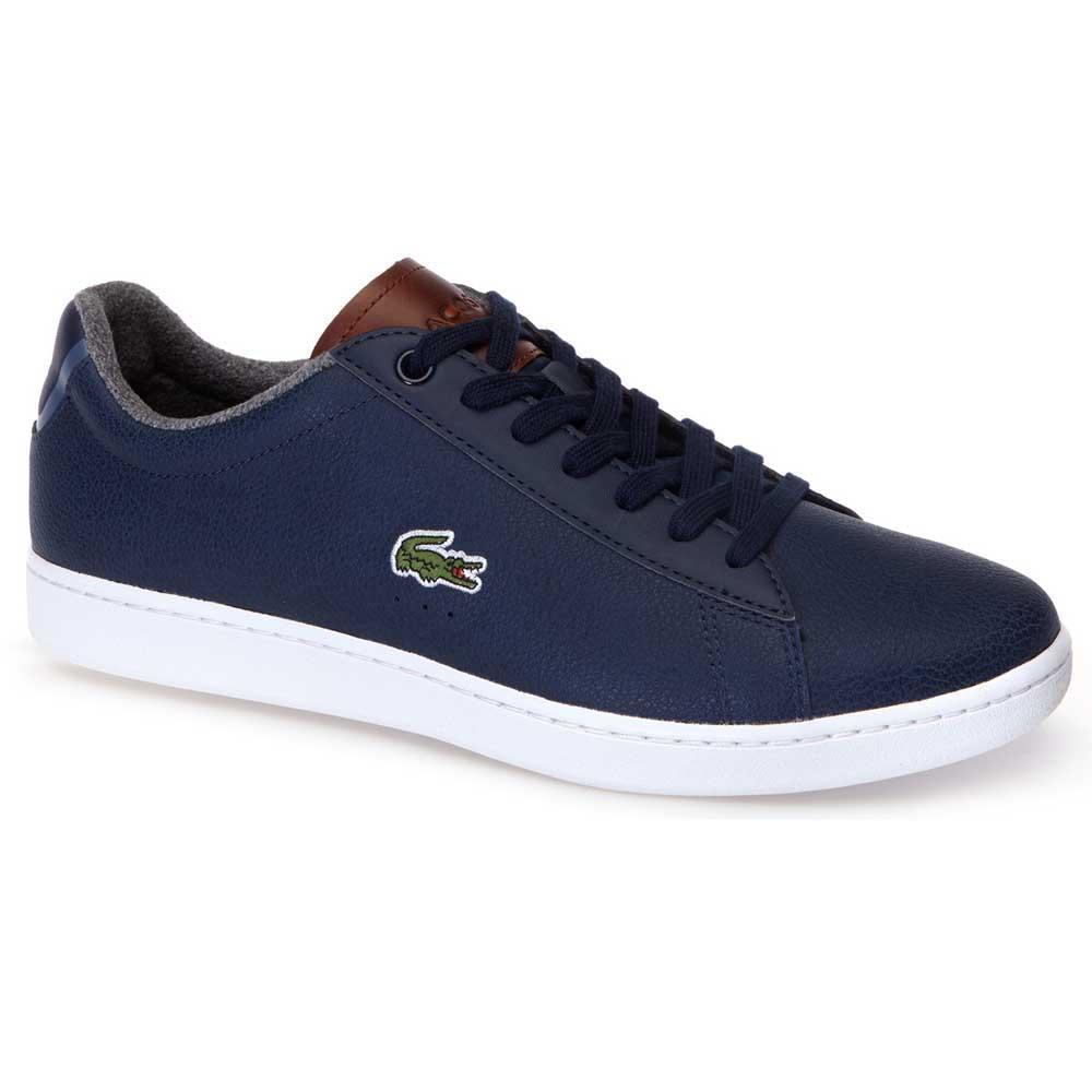 2dd160db Lacoste Carnaby Evo 318 2 Blue buy and offers on Dressinn