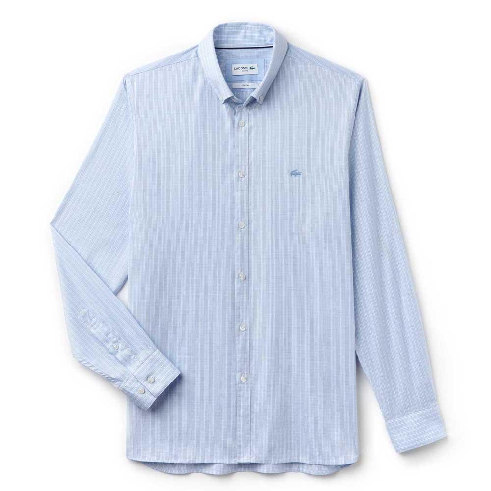 Camisa Slim Fit Pinpoint