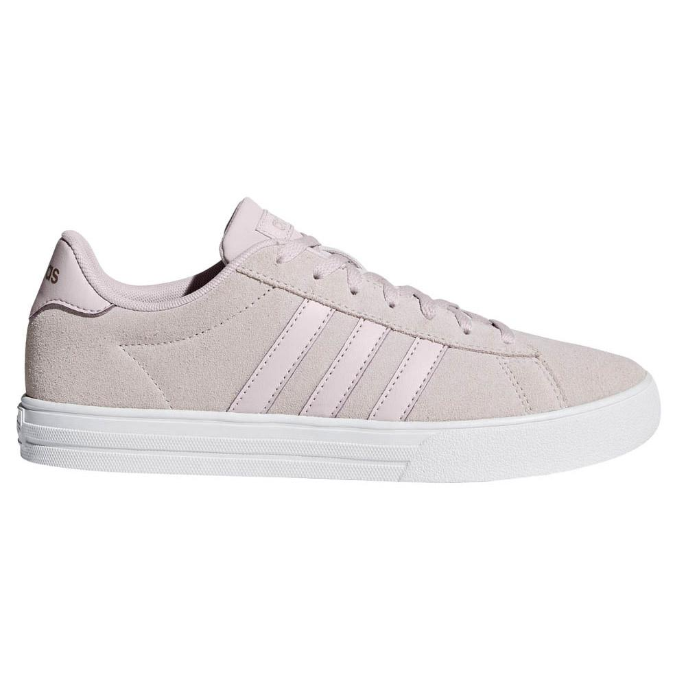 newest e9153 e8c02 adidas Daily 2.0 Purple buy and offers on Dressinn