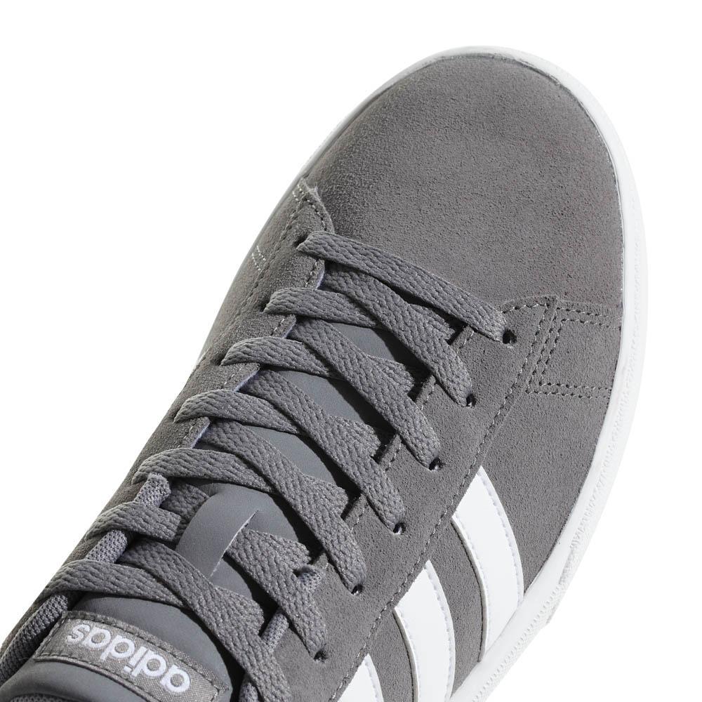 Grijze adidas Daily 2.0