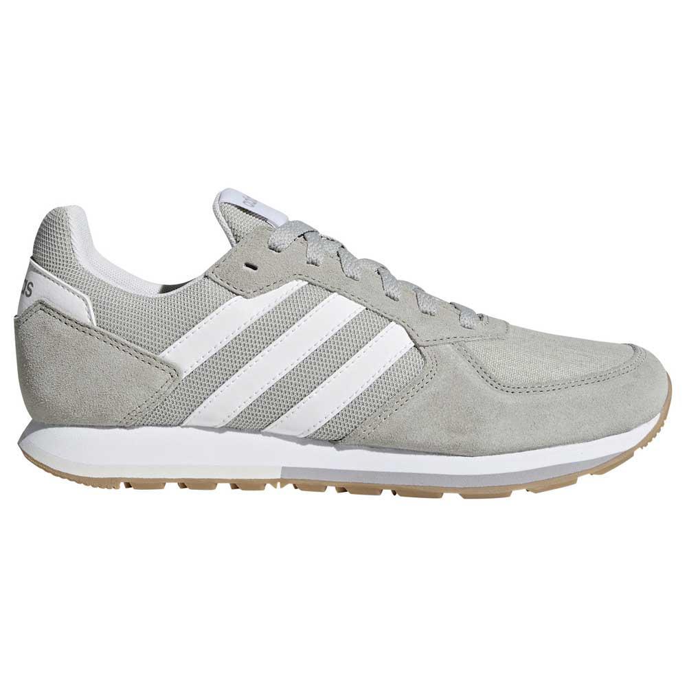 adidas 8K Grå kjøp og tilbud, Dressinn Sneakers