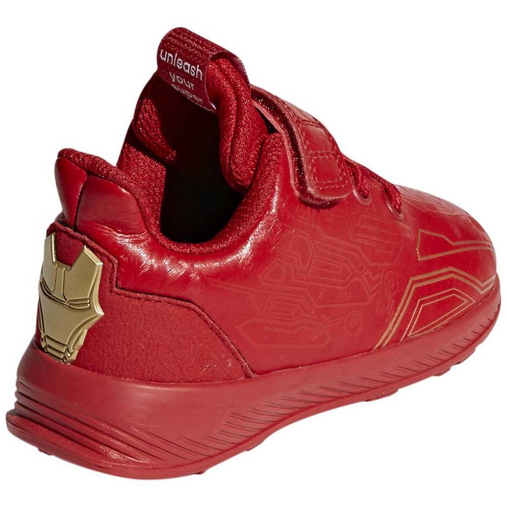 0c73b007e85 adidas Rapidarun Avengers I Red buy and offers on Dressinn
