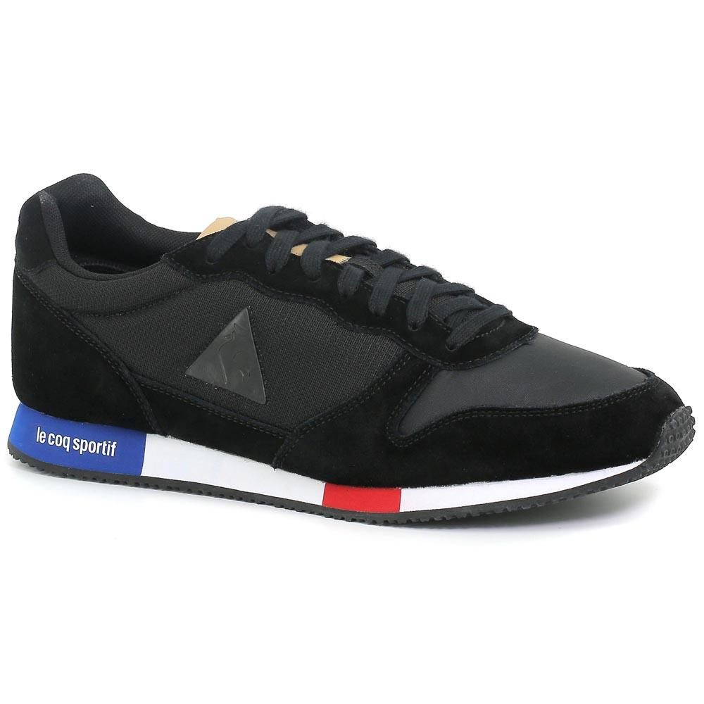 hot sale online 3e307 da1dc Le coq sportif Alpha Sport Black buy and offers on Dressinn