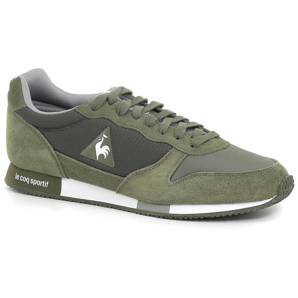 eedf00b18bdf Le coq sportif Alpha Jersey Green buy and offers on Dressinn