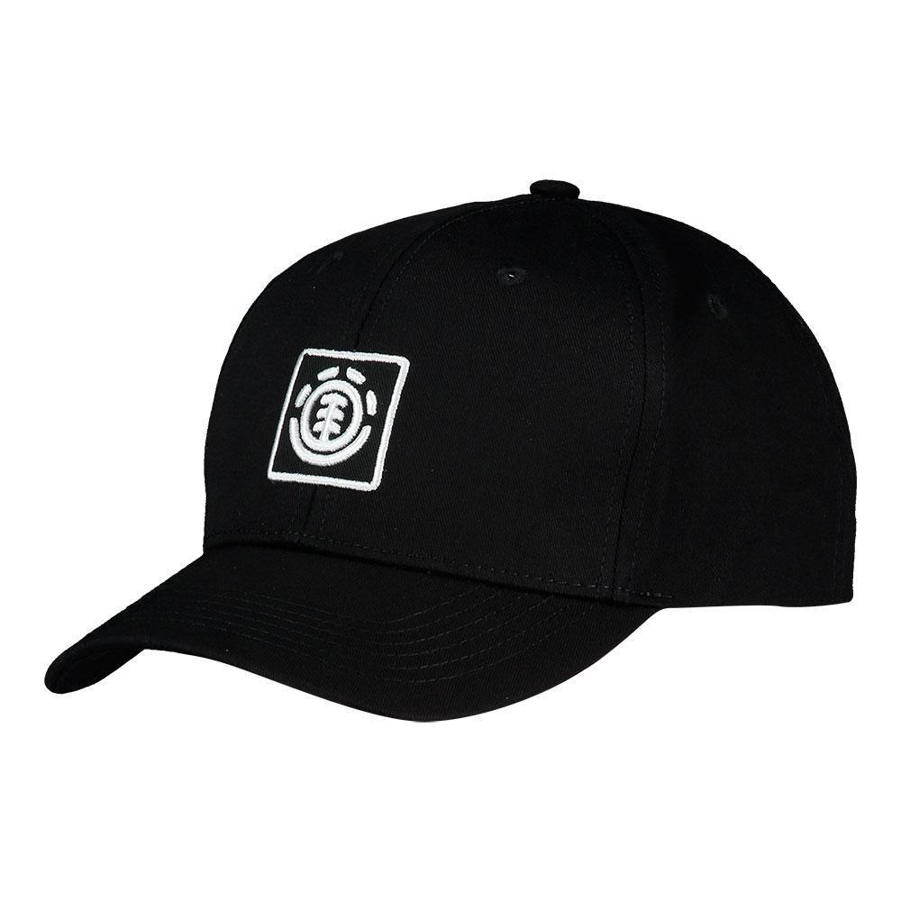 eac17f668 Element Treelogo Cap Black buy and offers on Dressinn