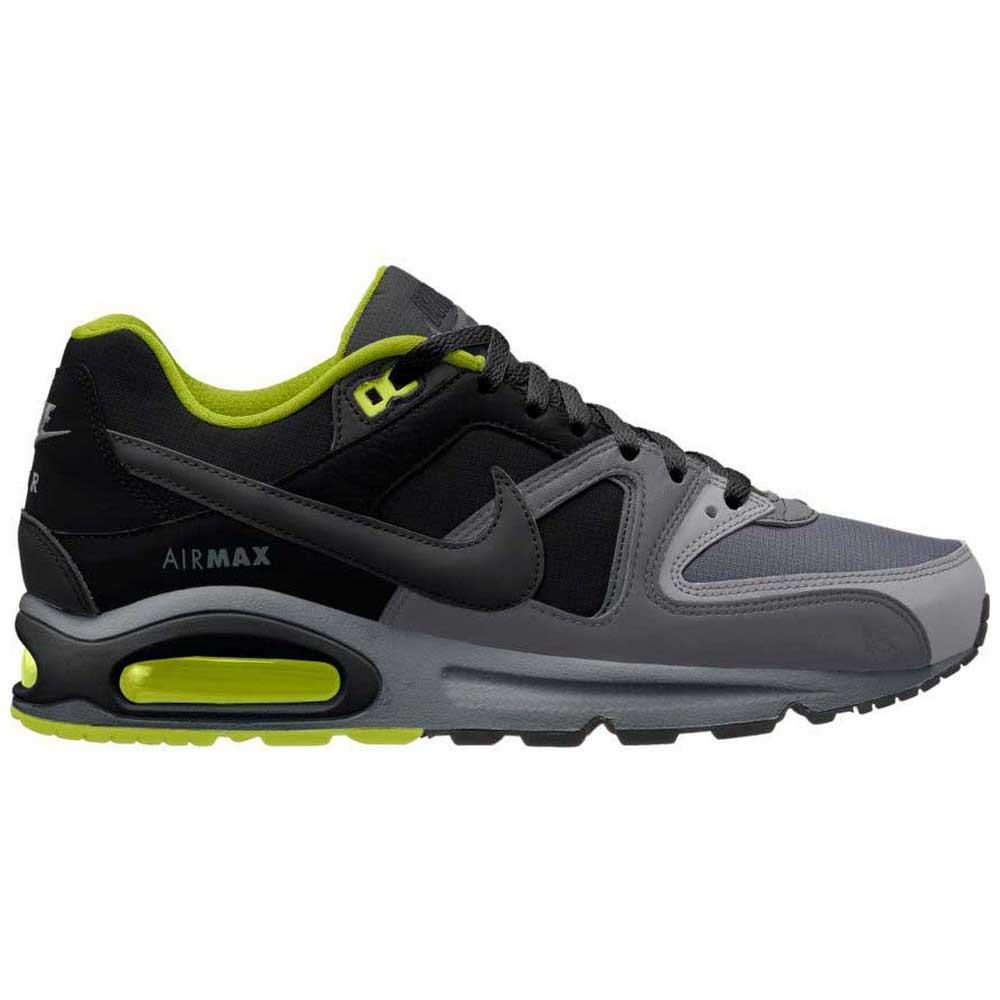 timeless design c56ed 7bac7 Nike Air Max Command Black buy and offers on Dressinn