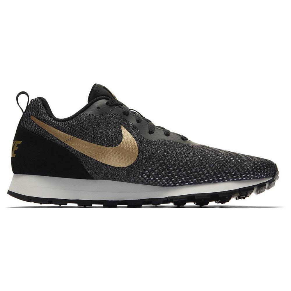 6b5d22603982c Nike MD Runner 2 ENG Mesh Black buy and offers on Dressinn