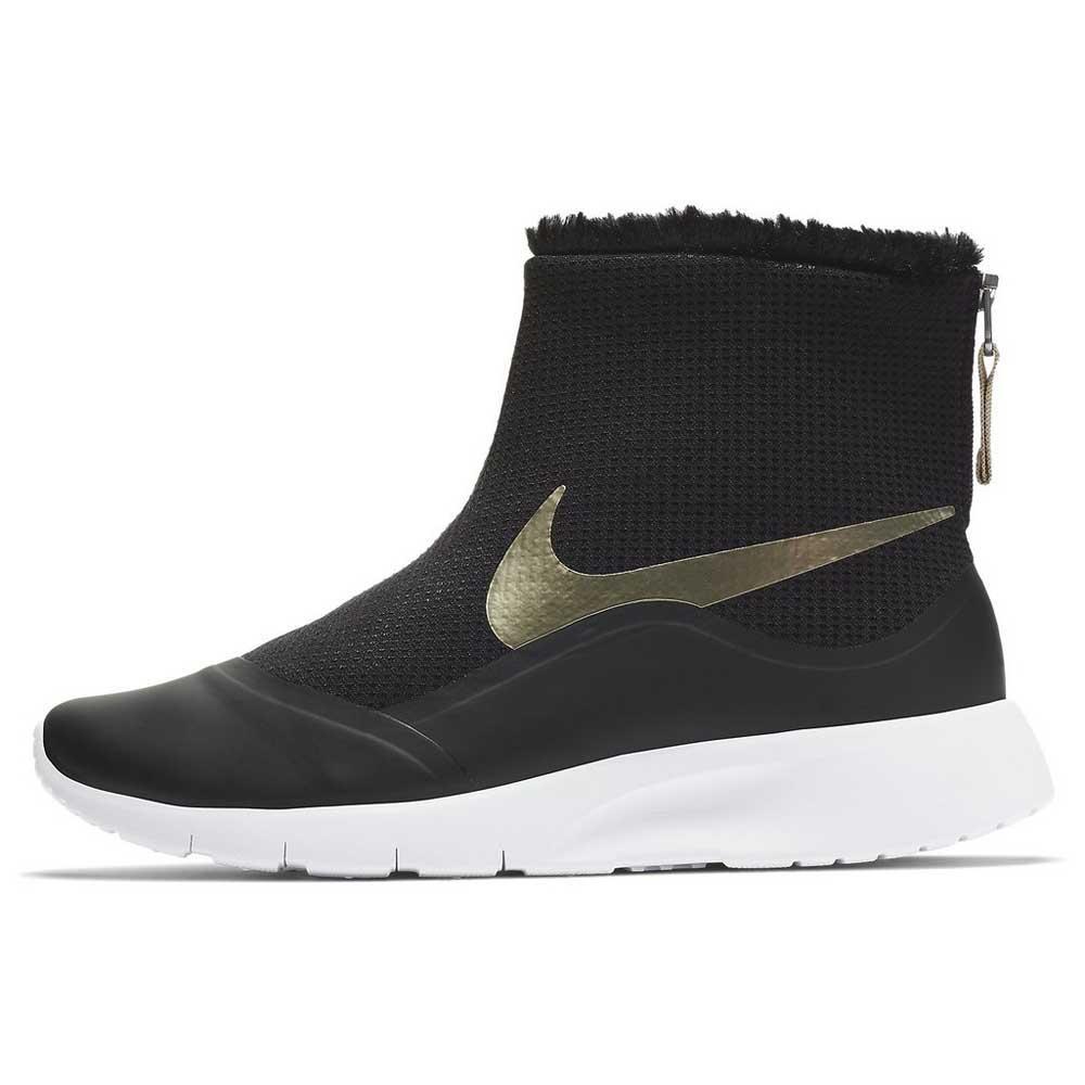 Nike Tanjun HI GS Svart kjøp og tilbud, Dressinn Sneakers