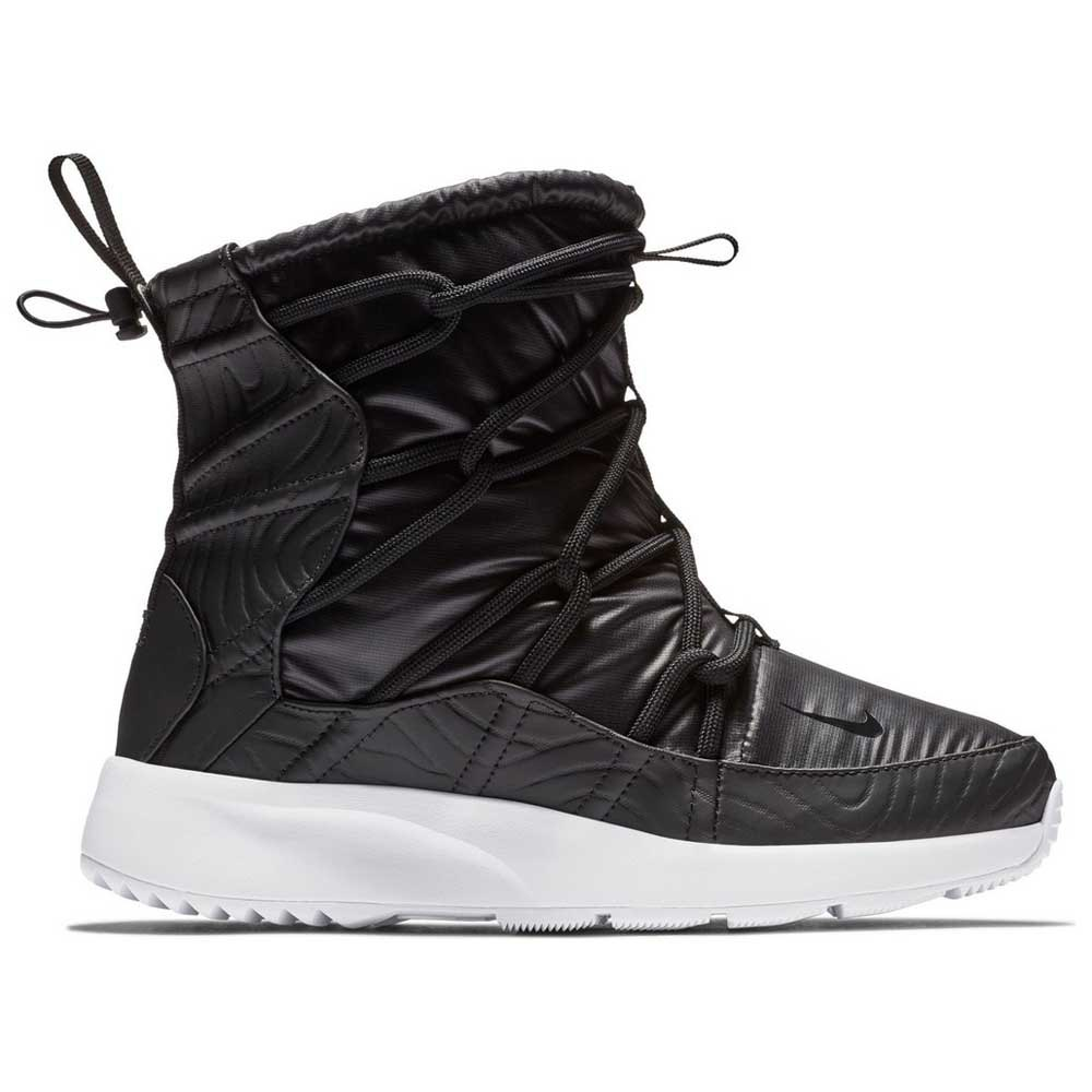 new concept 20cf3 04317 Nike Tanjun High Rise Black buy and offers on Dressinn