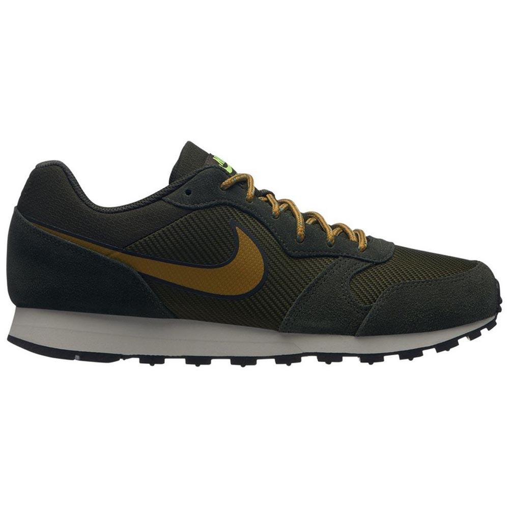 77b1bf56bdc Nike MD Runner 2 SE Green buy and offers on Dressinn