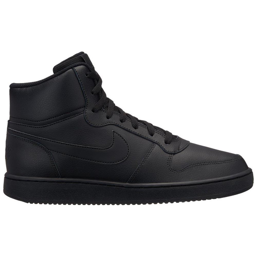 Nike Ebernon Mid Black buy and offers