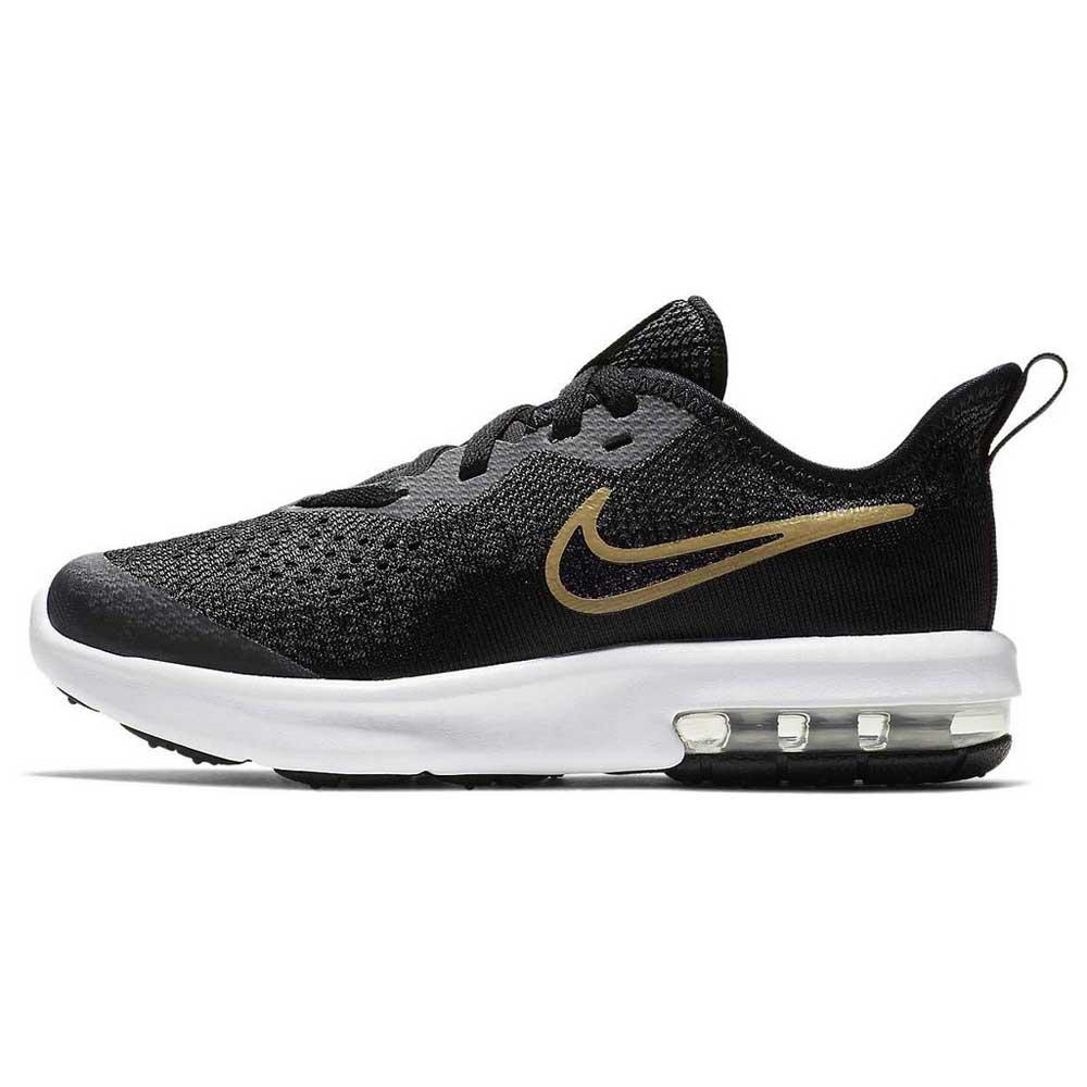 new style 1a272 f6d1e Nike Air Max Sequent 4 SH PS Black buy and offers on Dressinn