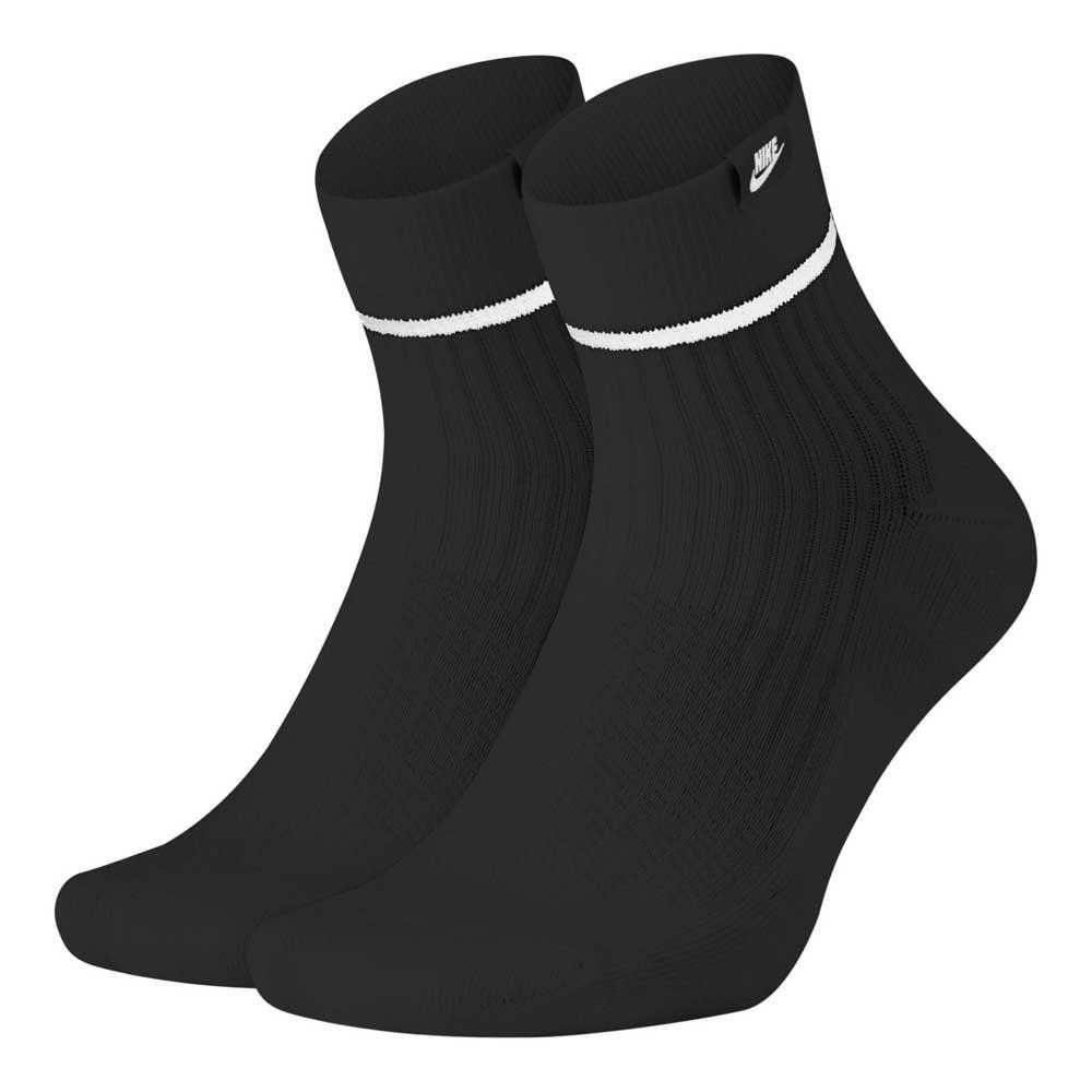 Nike Sneaker Sox Essential Ankle 2 Pair