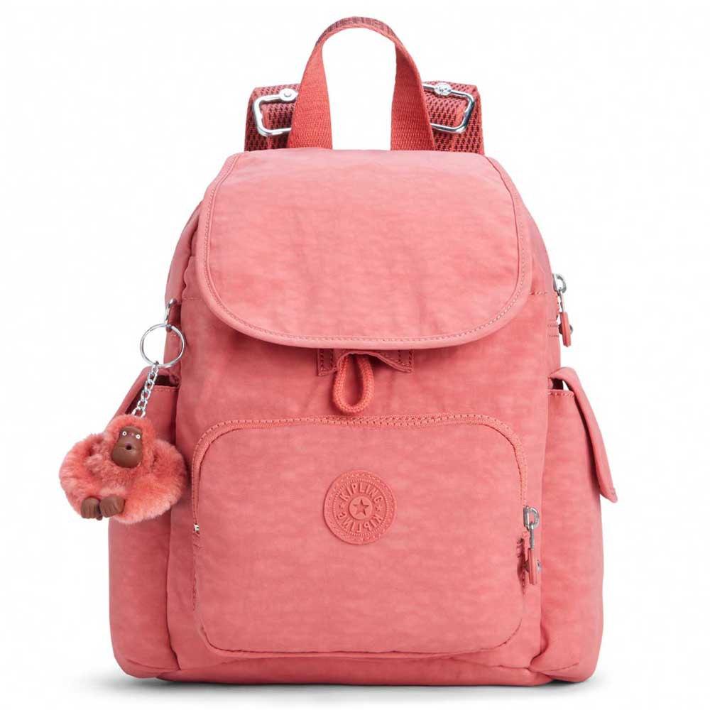 Ministro Mago Tesauro  Kipling City Pack Mini Rosa comprar y ofertas en Dressinn
