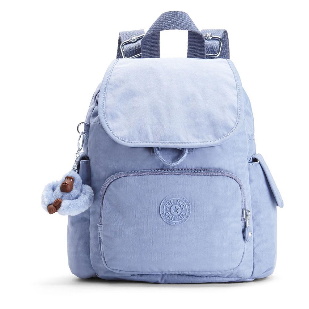 Gran cantidad de Ineficiente Incierto  Kipling City Pack Mini Azul comprar y ofertas en Dressinn