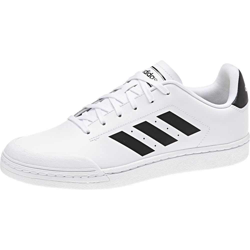 adidas Court 70S White buy and offers on Dressinn c7cefacbd