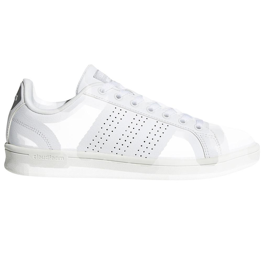 b1ada9c14bc4 adidas CF Advantage CL White buy and offers on Dressinn