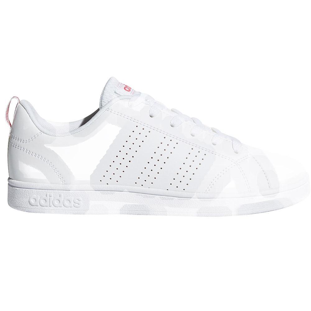 dfaa37117be2 adidas VS Advantage CL K White buy and offers on Dressinn