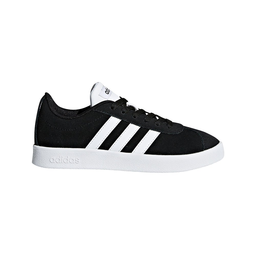 3daaca5175615 adidas VL Court 2.0 K Black buy and offers on Dressinn