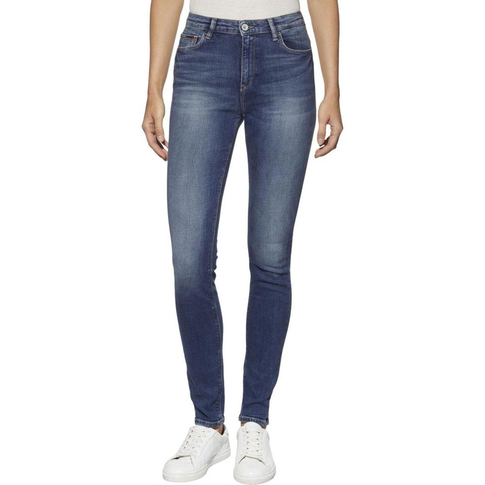 480c7d990b2 Tommy hilfiger Faded High Rise Skinny Fit Santana L30 Blue, Dressinn