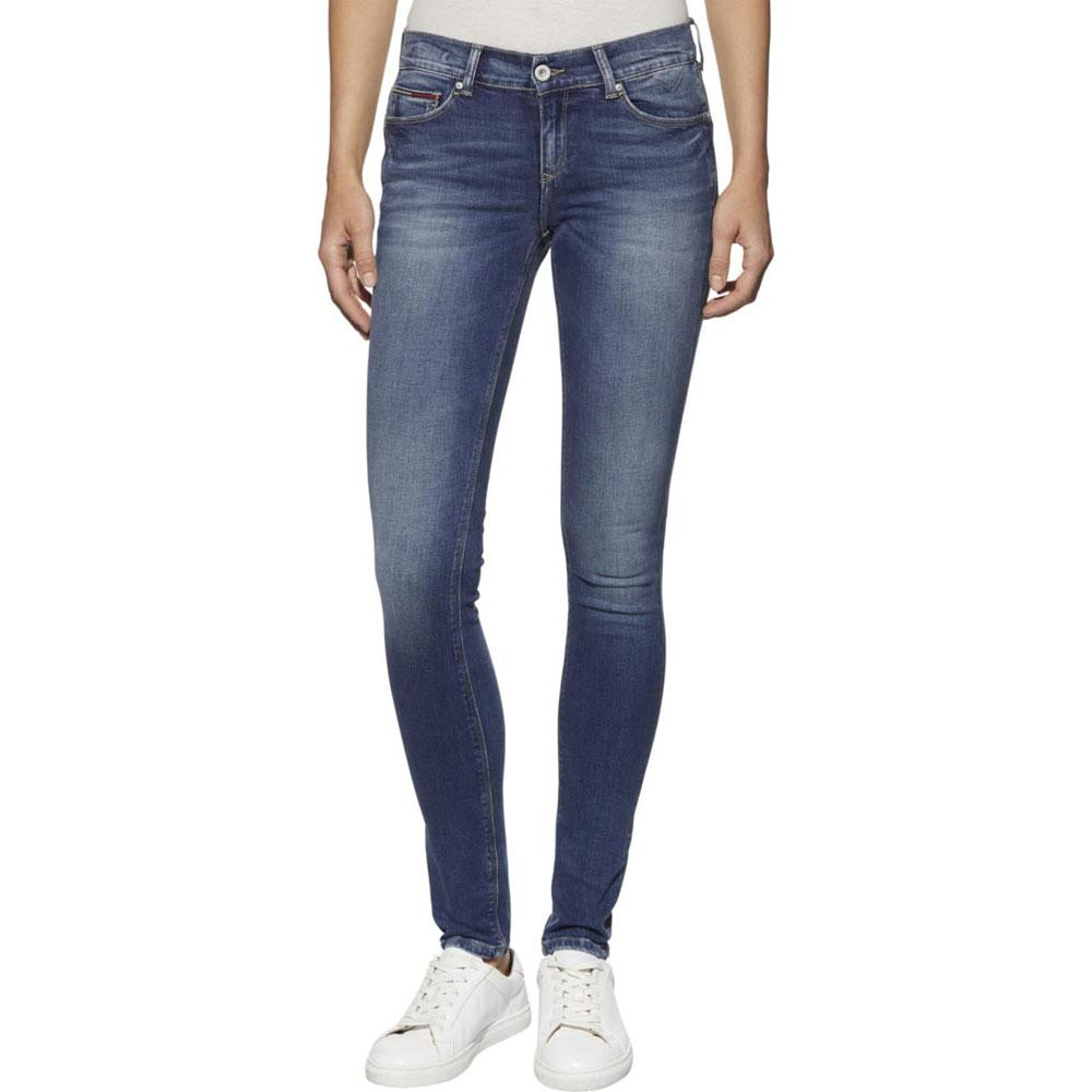b6b7404c Tommy hilfiger Faded Mid Rise Skinny Fit Nora L32 Blue, Dressinn