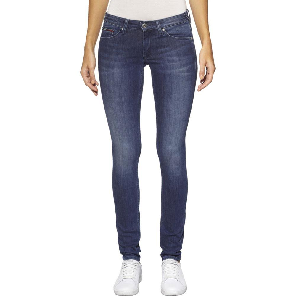 100% high quality cheap sale casual shoes Tommy hilfiger Low Rise Skinny Fit Jeans Sophie L32