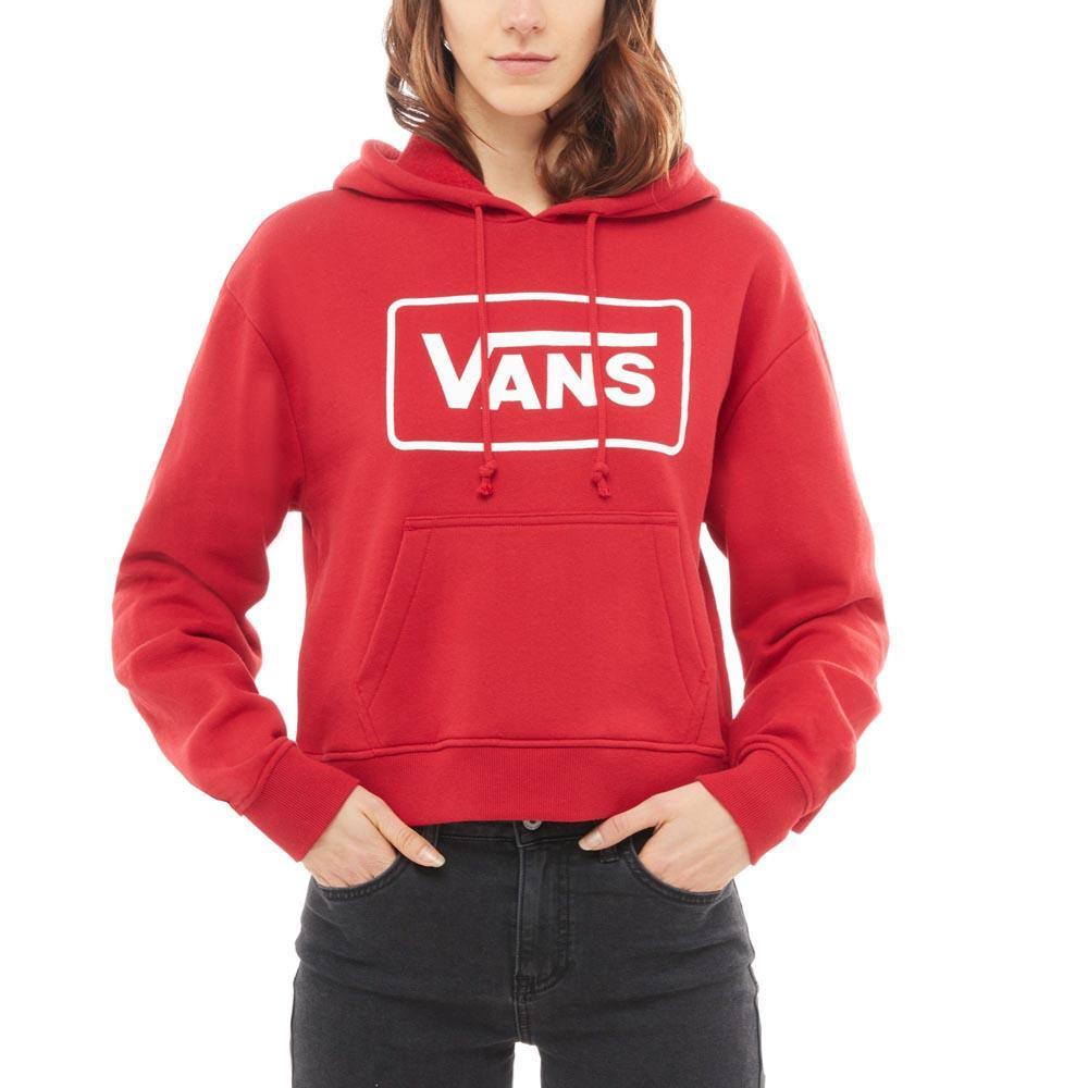 VANS hoodie rood | wehkamp