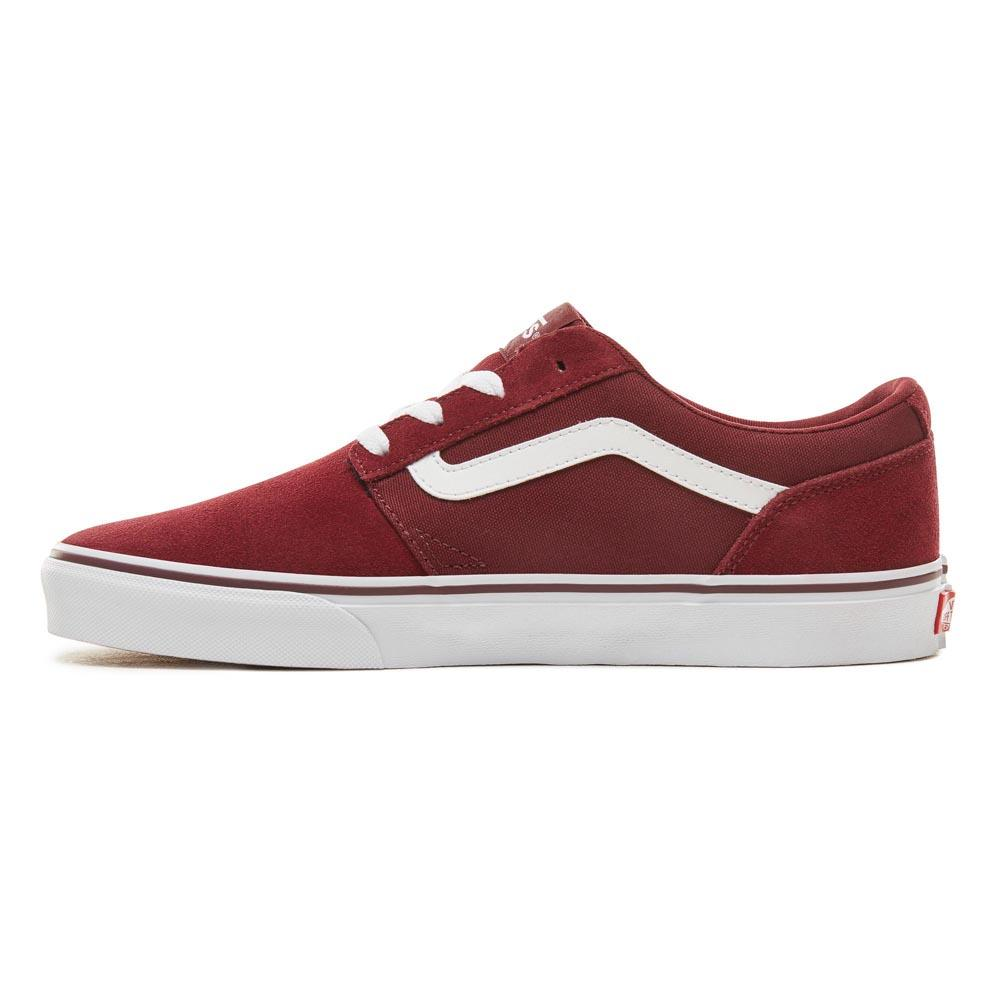 Vans Chapman Stripe Red buy and offers