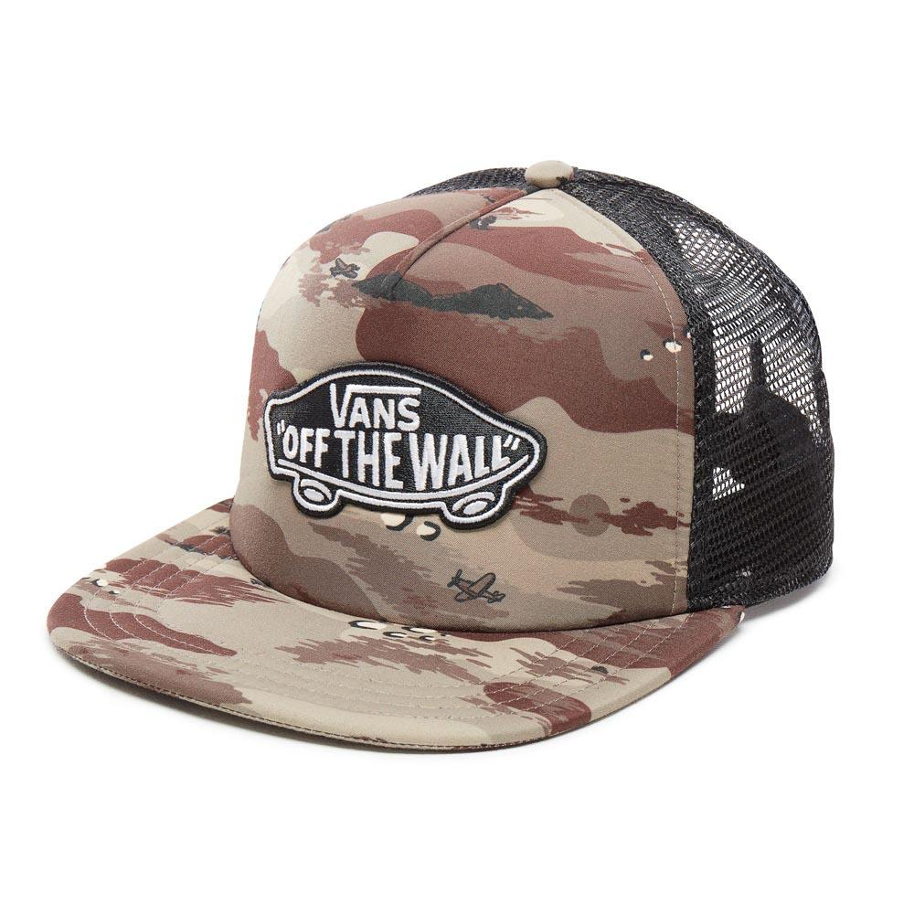 9e485f9e6bedd Vans Classic Patch Trucker Plus Brown buy and offers on Dressinn