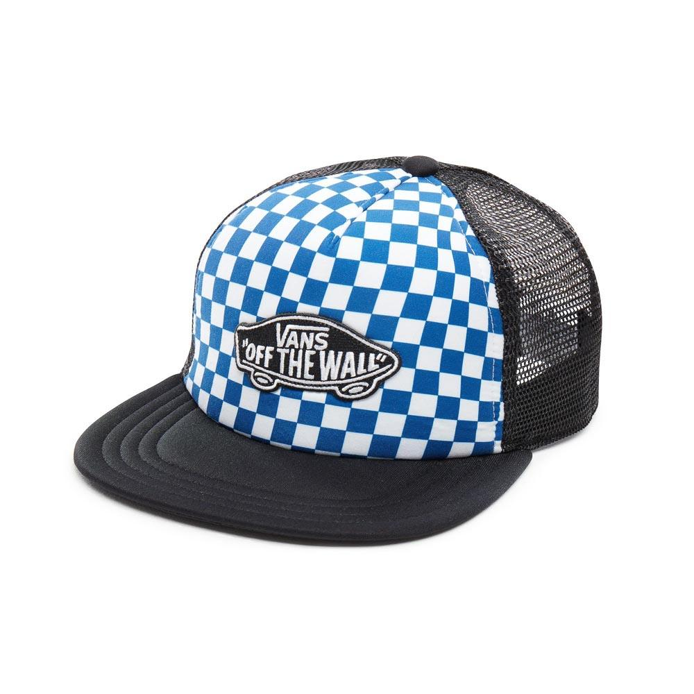 Classic Patch Trucker Plus - Azul - Negro 16414f4d693